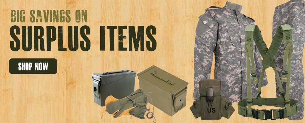 General Army Navy – Military Surplus, Camping, Fishing