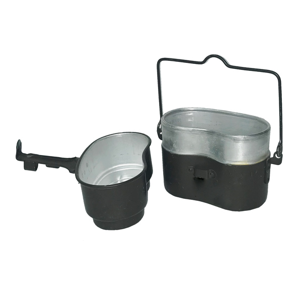 Surplus-Used-Polish-Aluminium-Mess-Kit-3