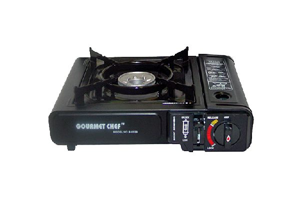 Portable Gas Cooker 1