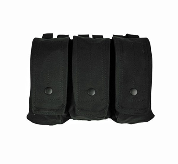 Fox-AR15AK-47-Triple-Mag-Black-Pouch