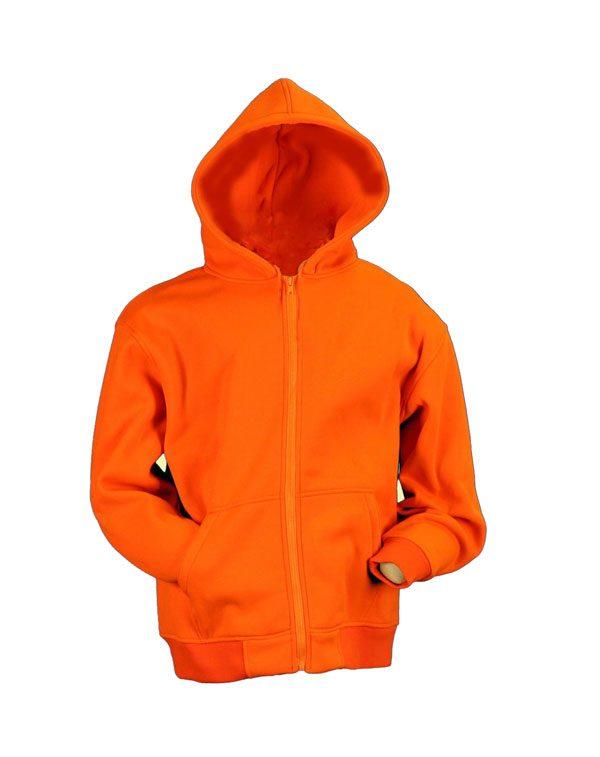 WFS-Blaze-Orange-Zippered-Hood-Sweatshirt