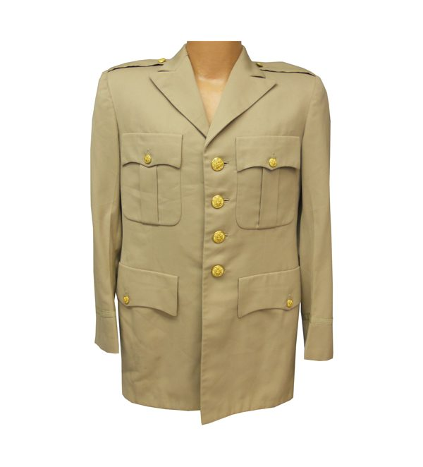 US-Army-WW-II-Officer-Distinction-Dress-Jacket-1