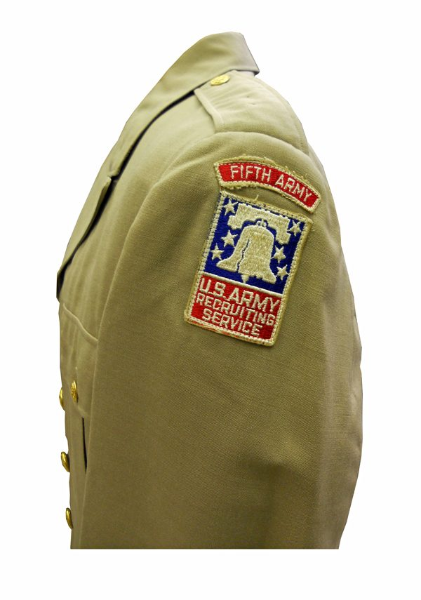 US-Army-WW-II-Officer-Summer-Dress-Jacket-1