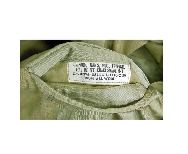 US-Army-WW-II-Officer-Summer-Dress-Jacket-2
