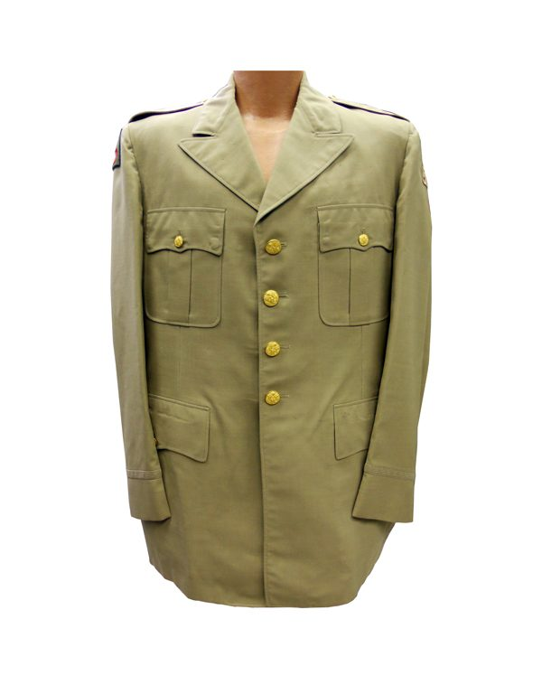 US-Army-WW-II-Officer-Summer-Dress-Jacket