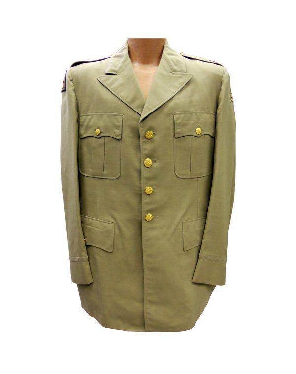 US-Army-WW-II-Officer-Summer-Dress-Jacket