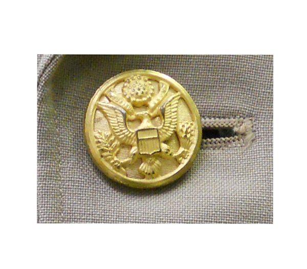 US-Army-WW-II-Officer-Summer-Dress-Jacket-Boutton