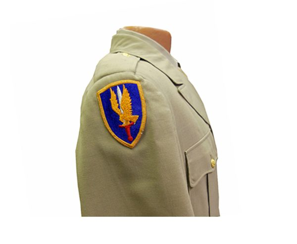 US-Army-WW-II-Officer-Summer-Dress-Uniform-1
