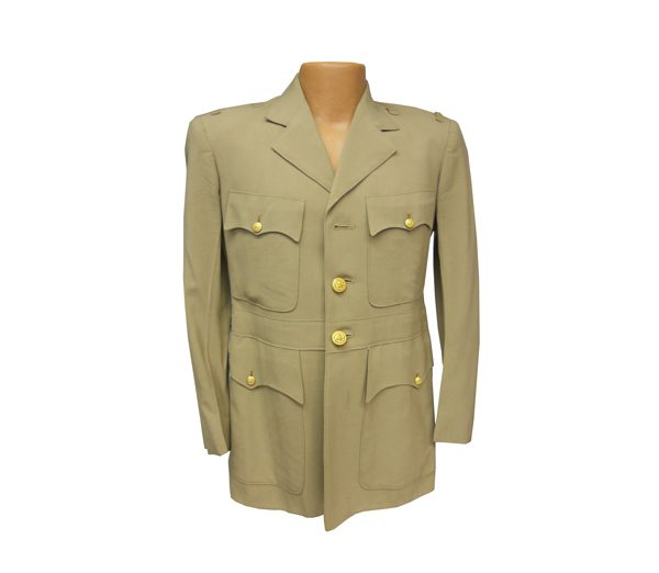 US-Navy-WW-II-Service-Dress-Khaki-Officer-Jacket-7