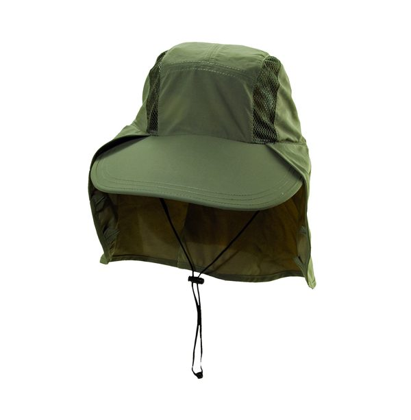 Dorfman-MC205-Olive-Fishing-Hat