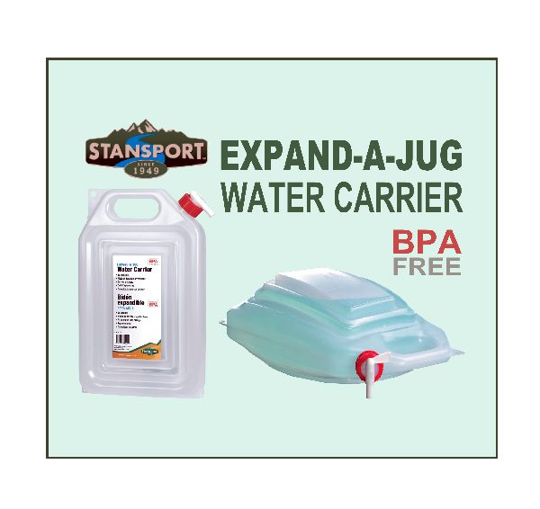Stansport-Expand-A-Jug-Post