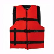 Onyx-3-Buckle-Red-Life-Vest