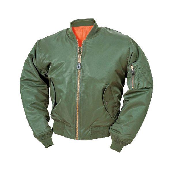 North15-MA1-Olive-Jacket