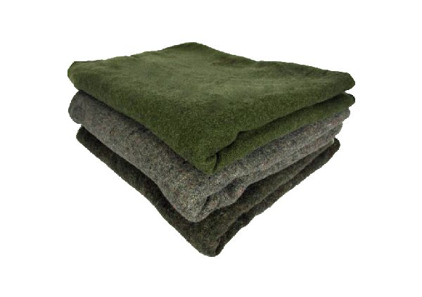 Surplus-Israeli-70%-wool-Blanket