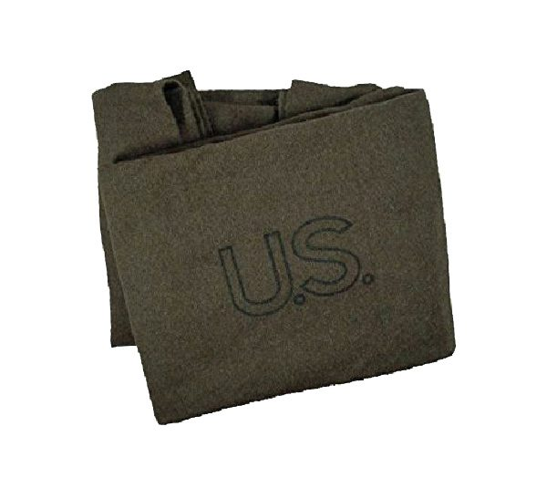 100 wool blanket GENUINE US GI 100% WOOL BLANKET – General Army Navy 100 wool blanket