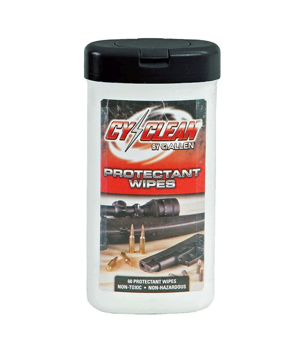 Allen-CY-CLEAN-Protectant-Wipes
