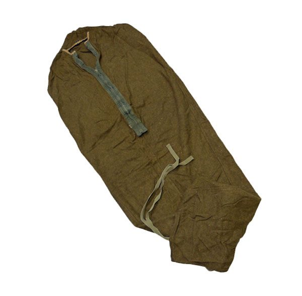 Surplus-US-WW-II-Sleeping-Bag-4