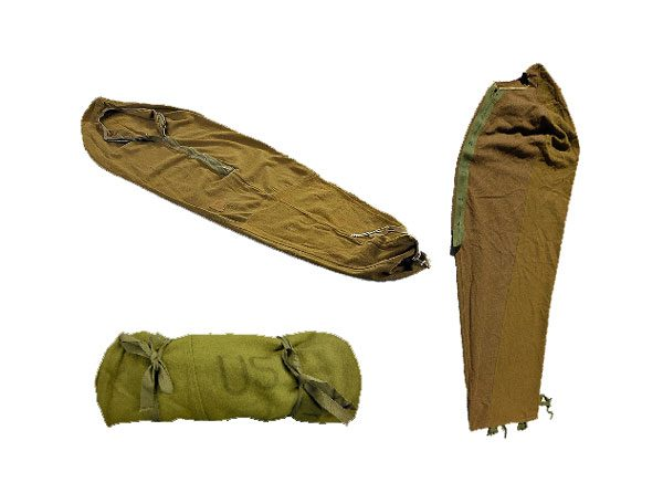 Surplus-US-WWII-Wool-Sleeping-Bag-Post