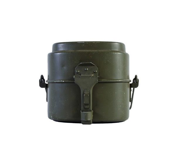 Surplus-Used-Polish-Aluminium-Mess-Kit-1