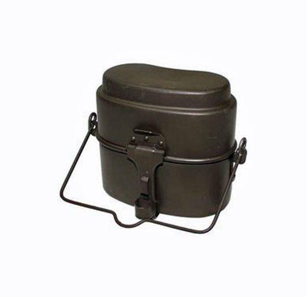 Surplus-Used-Polish-Aluminium-Mess-Kit-2
