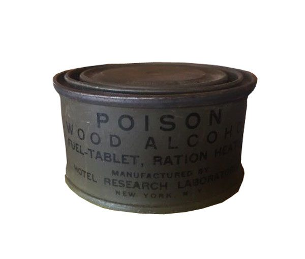 Surplus-WWII-US-Army-Wood-Alcohol-Heater-Ration
