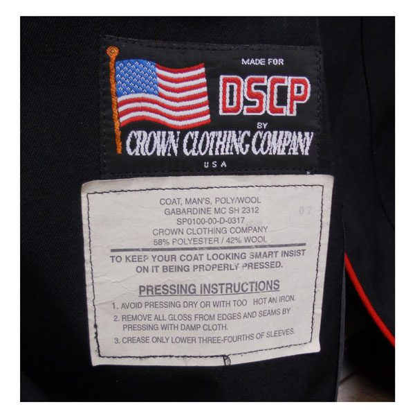 USMC-MENS-Coat-Polyester-Wool-Gabardine-3