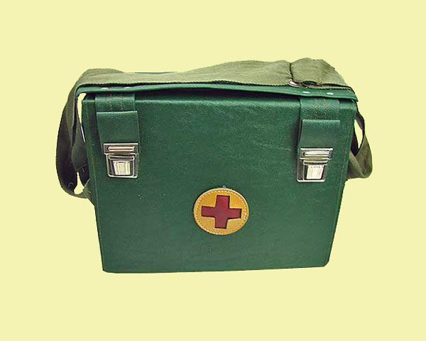 Bulgaria-Surplus-shoulder-Medical-Bag