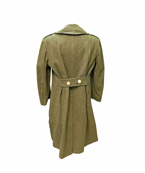 US-WWII-Army-Wool-Overcoat
