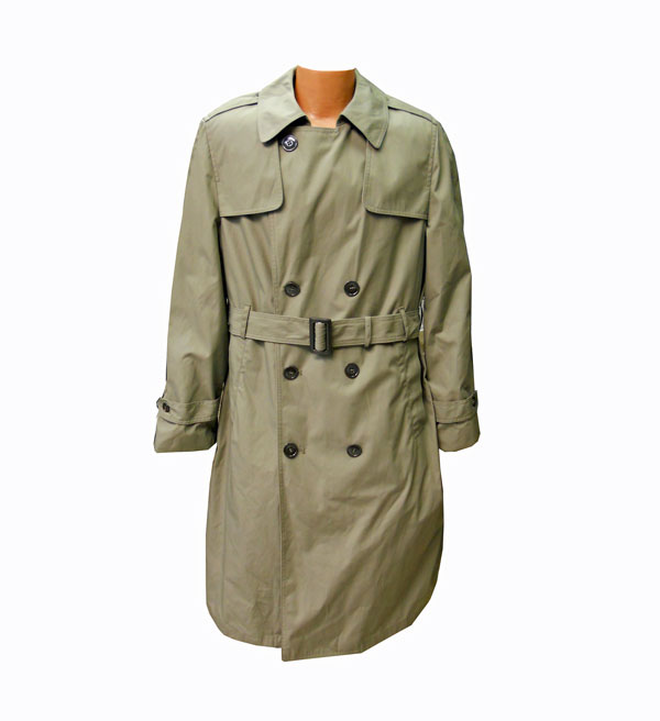 USMC-All-Weather-Trench-Coat