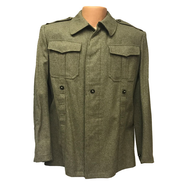 German-Army-Surplus-Wool-Jacket