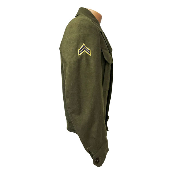 US-Army-WWII-IKE-Wool-Jacket-6