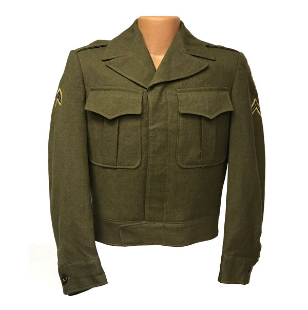 US-Army-WWII-IKE-Wool-Jacket