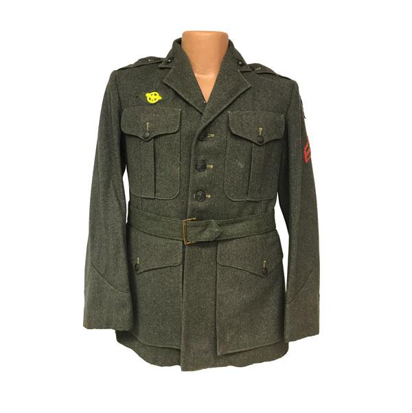 USMC-MENS-Coat-Polyester-Wool-Gabardine-4
