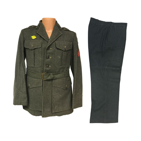 USMC-WWII-Mens-Service-wool-Coat-5