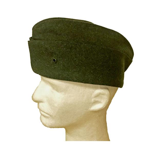 USMC-WWII-Mens-Service-wool-Garrison-cap2