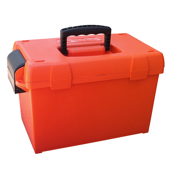 MTM-Sportsmens-Plus-Utility-Dry-Box-Orange
