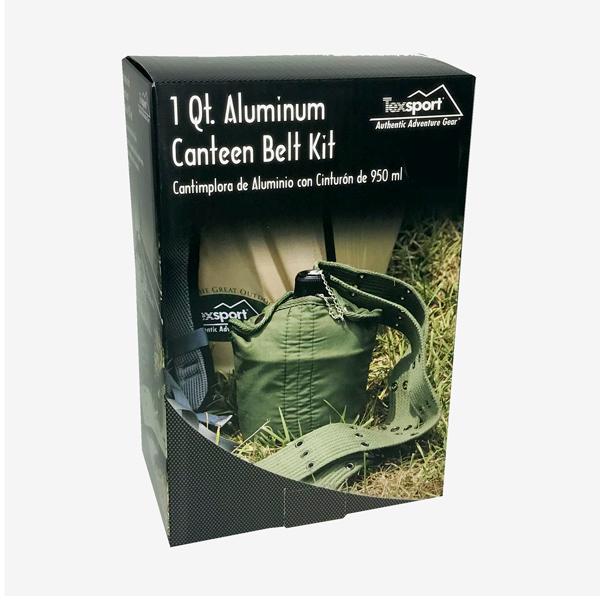 Texsport-Aluminum-Canteen-Belt-Kit
