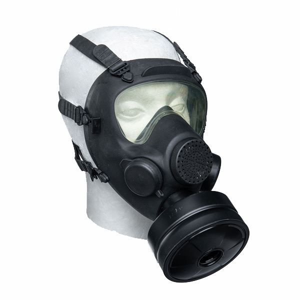 Surplus-French-Gas-Mask-with-Filter