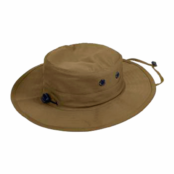 Rothco-Adjustable-Boonie-Hat-Coyote