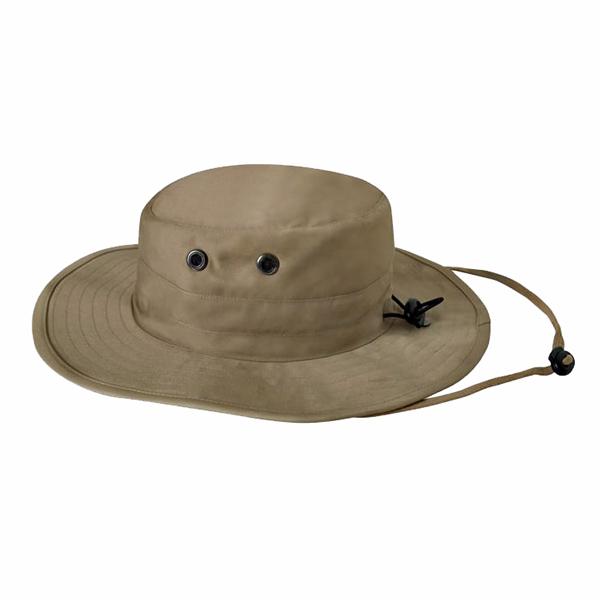 Rothco-Adjustable-Boonie-Hat-Khaki