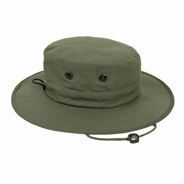 Rothco-Adjustable-Boonie-Hat-OD