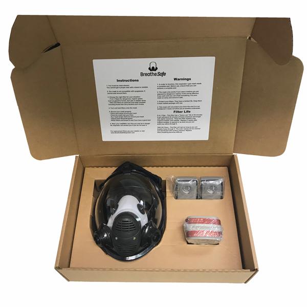 US-Breathe-Safe-Respirator-Gas-Mask-Kit-7