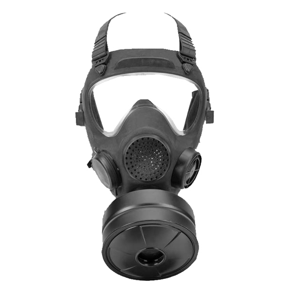 Polish-Surplus-MP-5-Gas-Mask-with-Bag