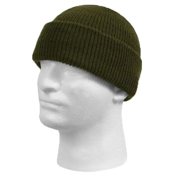 Rothco-GI-OD-Wool-Watch-Cap