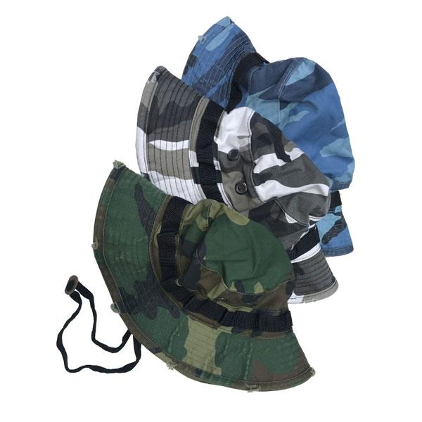 Dorfam-Boonie-Hat-BH152-Assorted