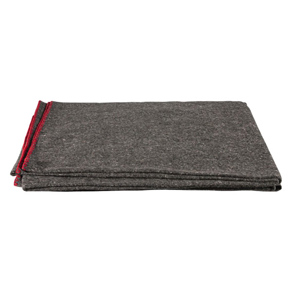 Fox-Outdoor-Products-Gray-Wool-Camp-Blanket-2