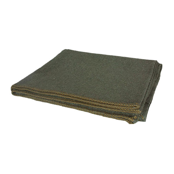 Fox-Outdoor-Products-OD-Wool-Camp-Blanket