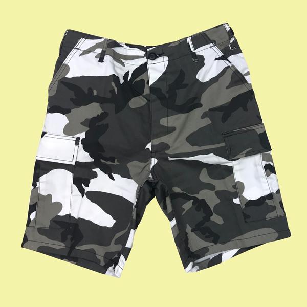 Rothco-BDU-Combat-Shorts