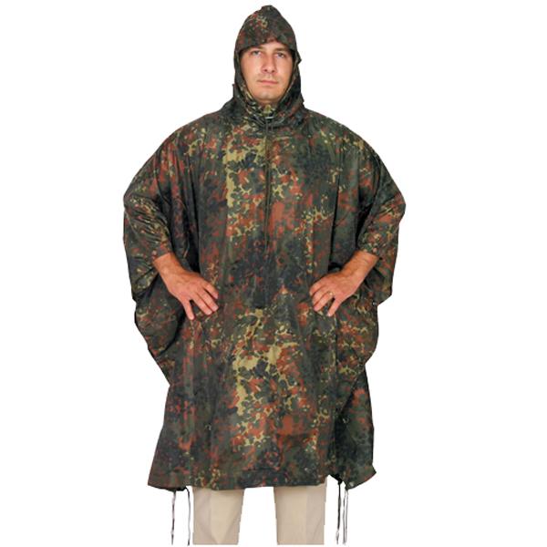 FOX-Outdoor-Products-Rain-Poncho-Flectar