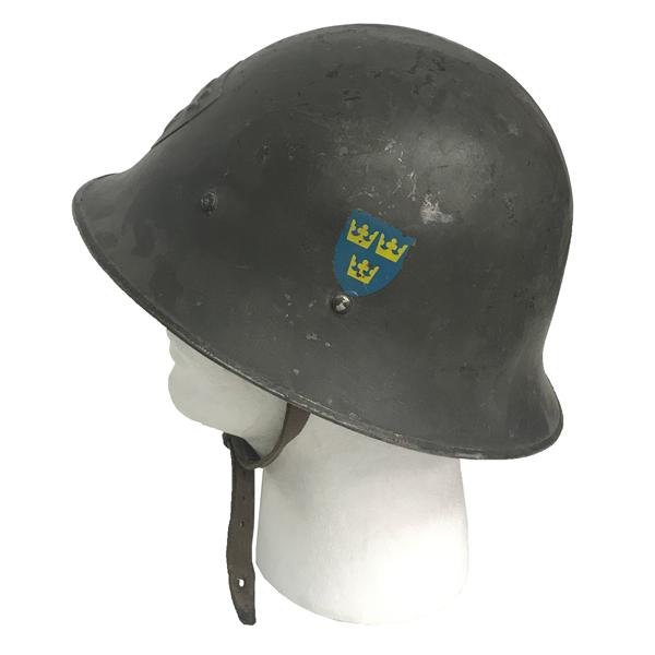 Swedish-Surplus-WWII-Helmet